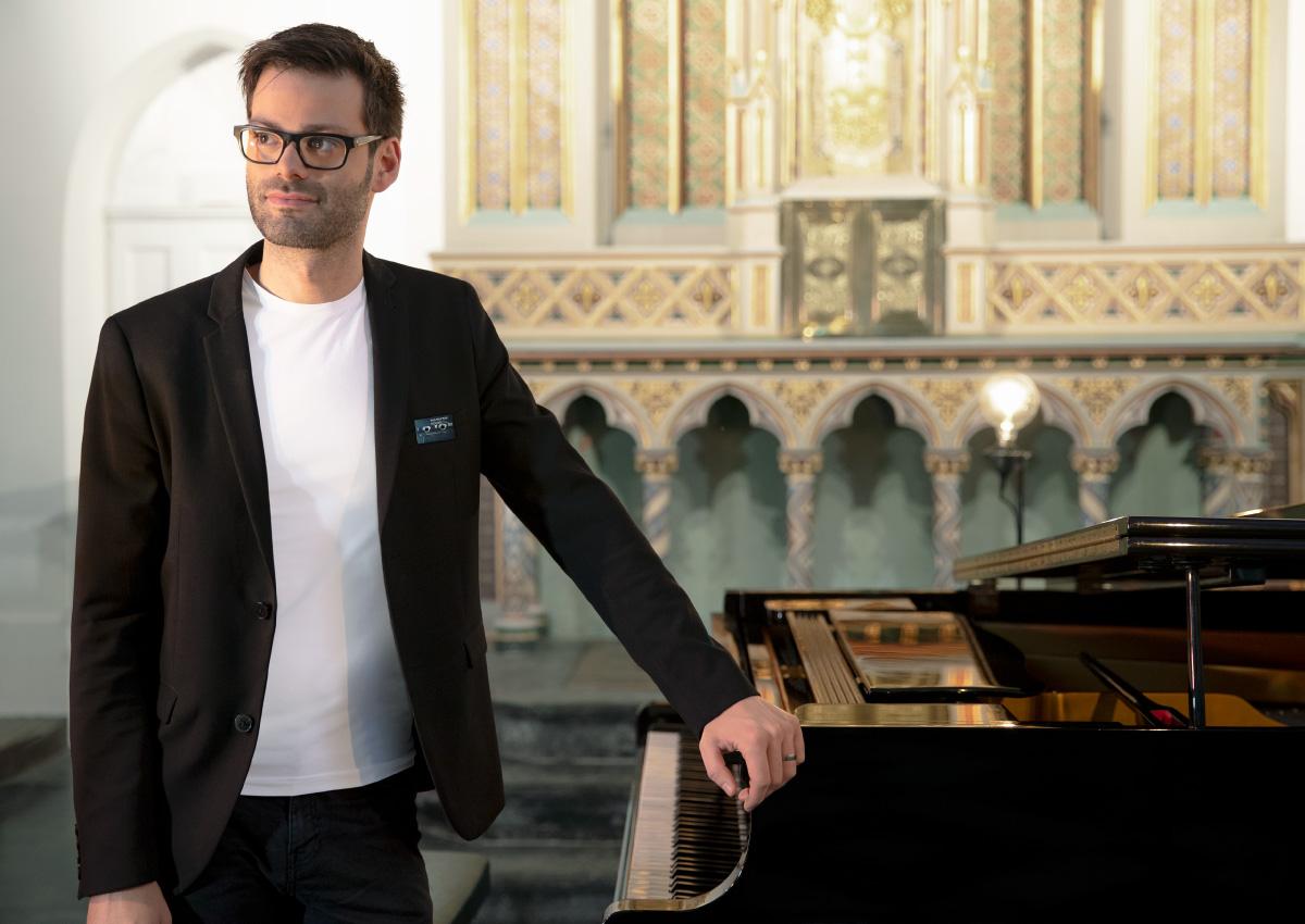 Andy Sergeant, live pianist voor huwelijken en recepties